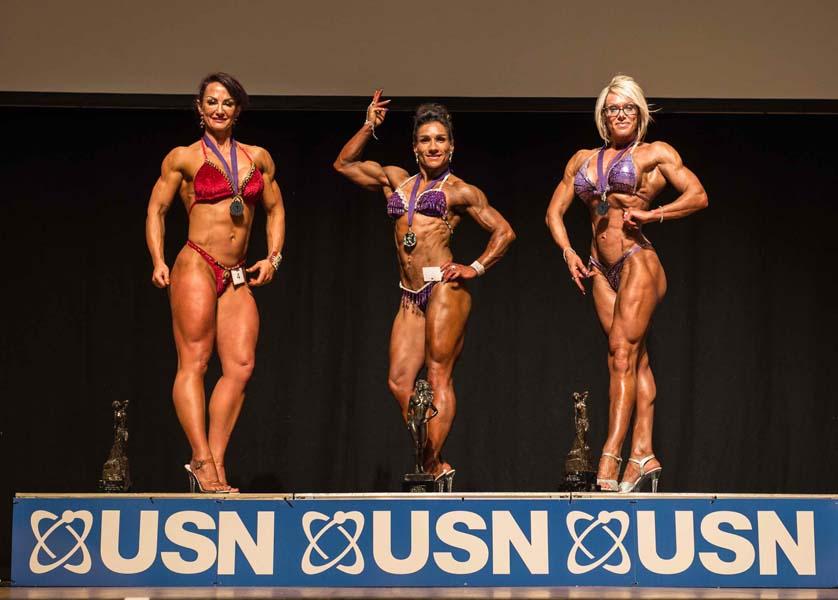female bodybuilding ireland
